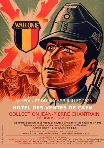 Juillet 2020 - Collection Jean Pierre Chantrain - 3ème partie