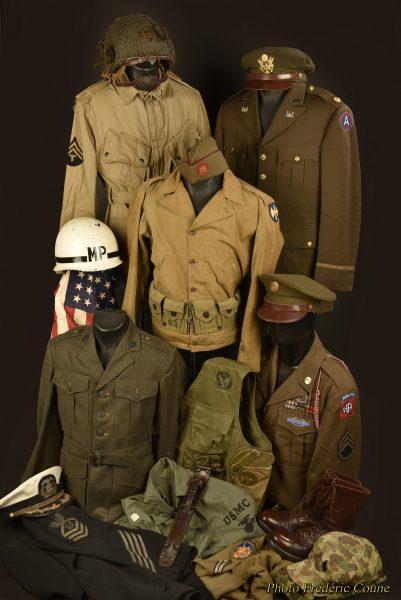 Automne 2019 - Ventes d'objets militaires et de souvenirs historiques