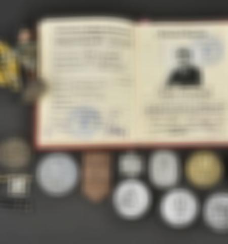 1053-ventes-dobjets-militaires-et-de-souvenirs-historiques-automne-2018 - Lot 2132