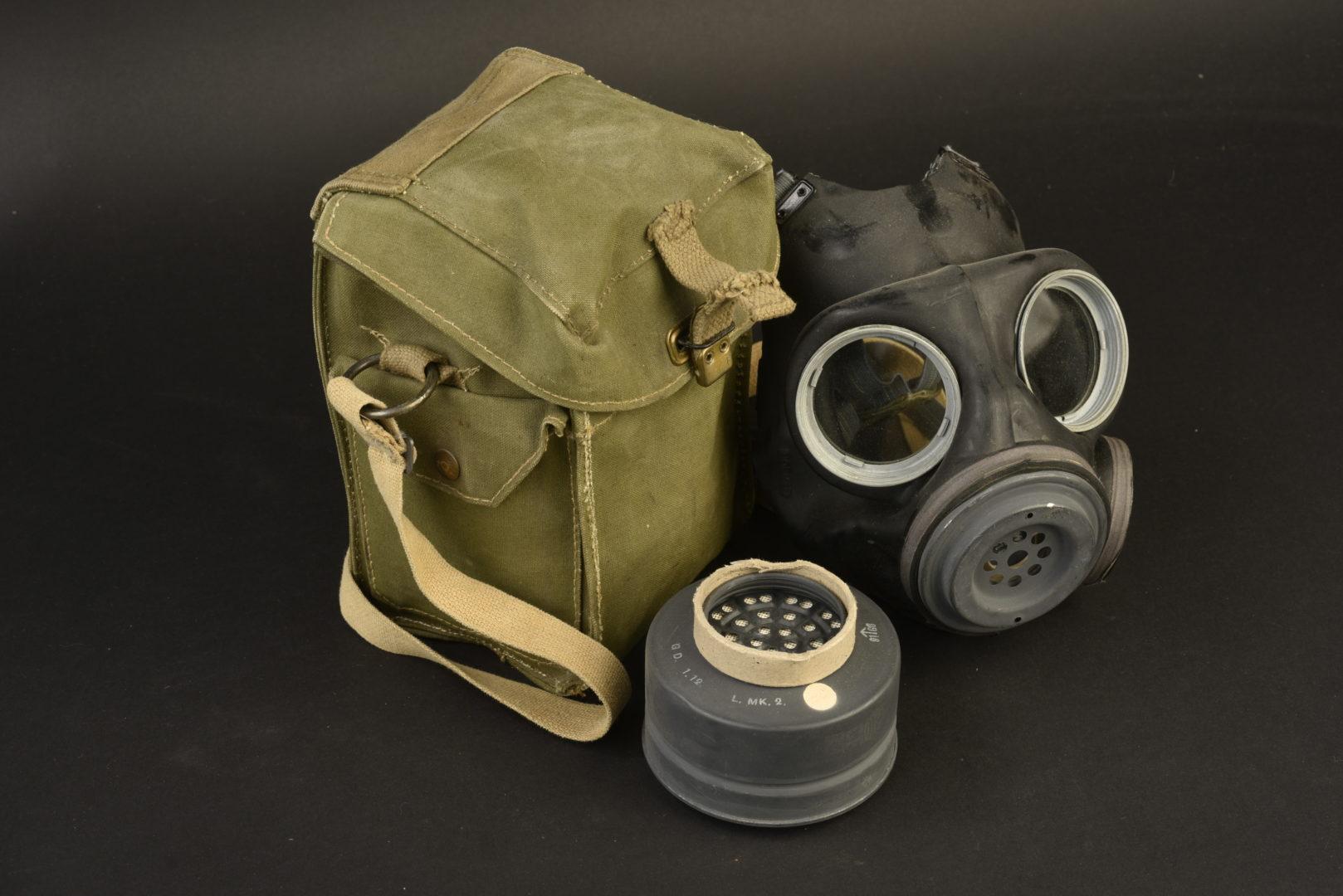 masque anti gaz