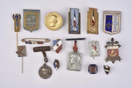 686-armees-alliees-et-de-laxe-du-xixeme-au-xxeme-siecle - Lot 369