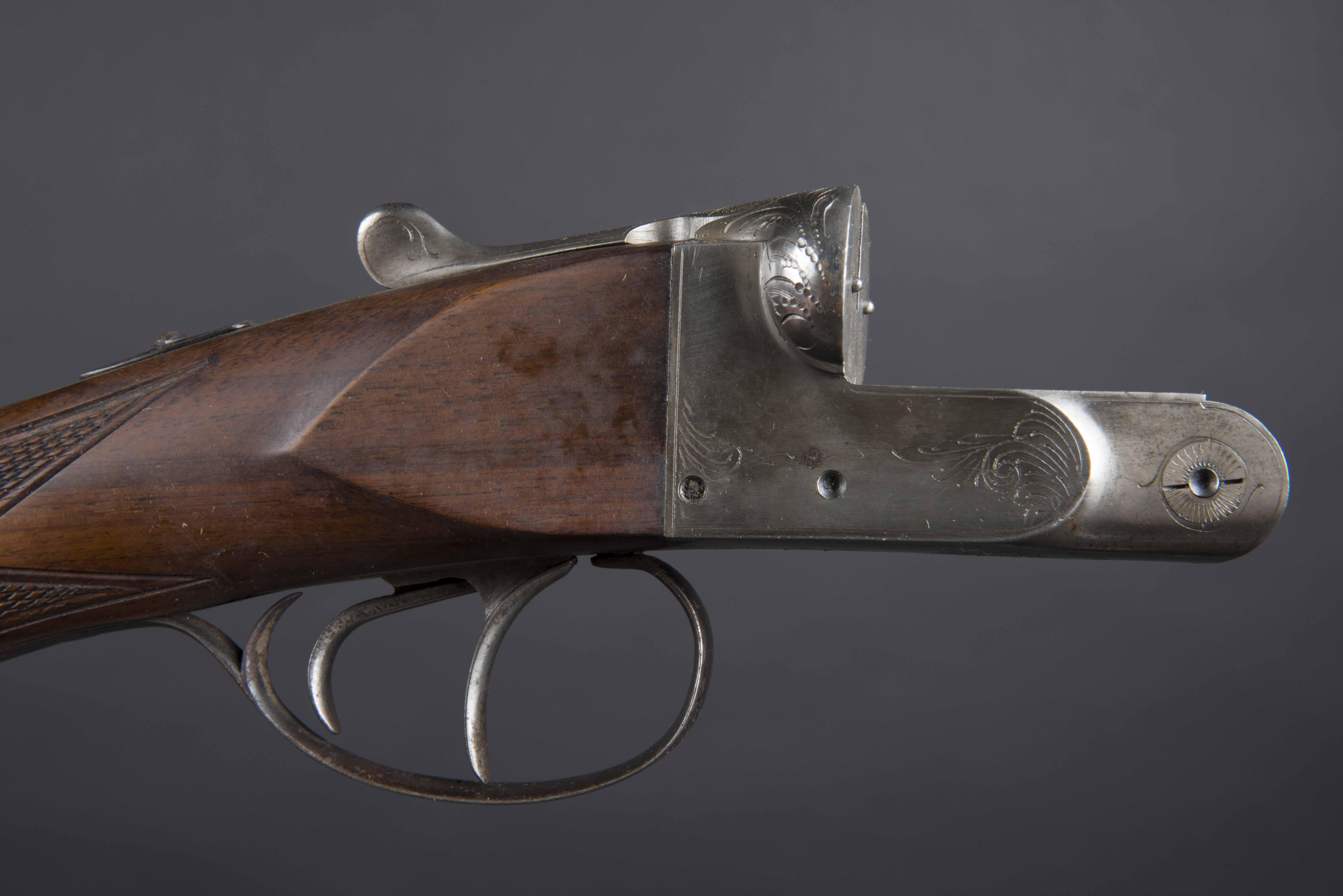 Fusil juxtaposé modèle artisanal Catégorie C | Aiolfi G.b.r.