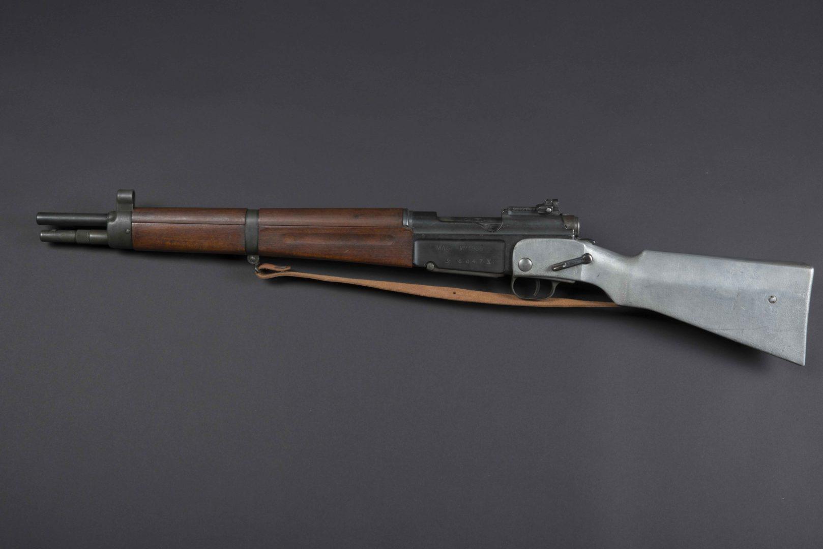 Fusil MAS36 CR39 crosse pliante, neutralisé
