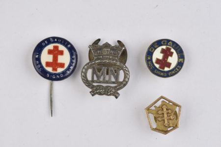 935-armees-alliees-et-de-laxe-du-xixeme-au-xxeme-siecle - Lot 675