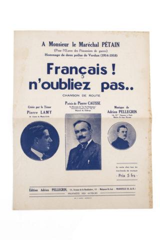 381-la-politique-francaise-au-xxeme-siecle - Lot 290