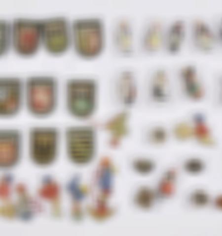 686-armees-alliees-et-de-laxe-du-xixeme-au-xxeme-siecle - Lot 1783